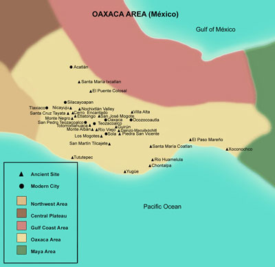 Zapotec History
